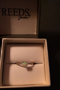 Gold and Opal promise ring Norfolk, 23508