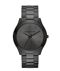 Michael Kors slim watch - black Richmond Hill, L4C 0N3