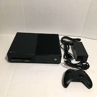 Xbox one & games. 2 controllers  Might trade Bakersfield, 93313