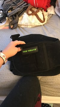 black The Wave bag Sunrise, 33313
