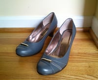 Gray Pumps size 9 West Springfield