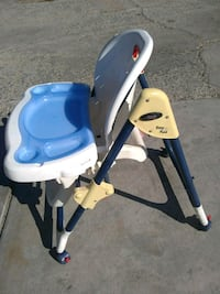 Fisher Price High Chair Easy Fold Multi Adjustable Las Vegas, 89121
