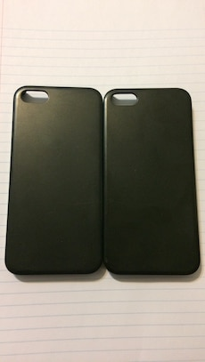 2 for $4 Black iPhone 5 cases