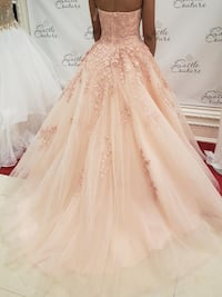 Castle Couture Sweet 16 dress