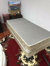 gray and white floral mattress spring  boxes  Germantown, 20874