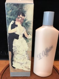 Vintage L'Affaire Collectible Lotion Gainesville, 20155