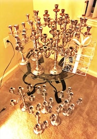 Silver-Plated Candelabras 13 Rockville, 20852