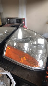 Black and red car headlight Nolensville, 37135