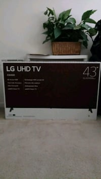 "LG 43"" UHD SMART TV (NEW) Evans, 30809"