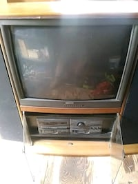 gray and black CRT TV Knoxville, 37918