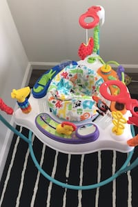 Jumperoo Fisher-price animal Activity