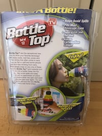 Bottle tops - turns cans into bottles. Edison