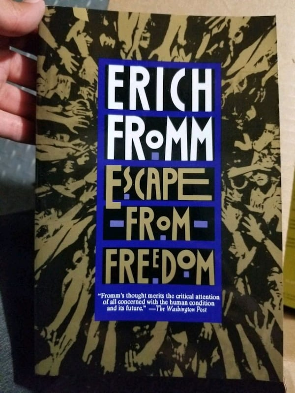 Escape from Freedom  034bc056-a0fd-4c83-9678-3ad4c606922c