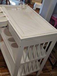 IKEA GULLIVER Changing table, white Berwyn Heights