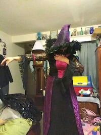 Witch or what ever costume Stoughton, 02072