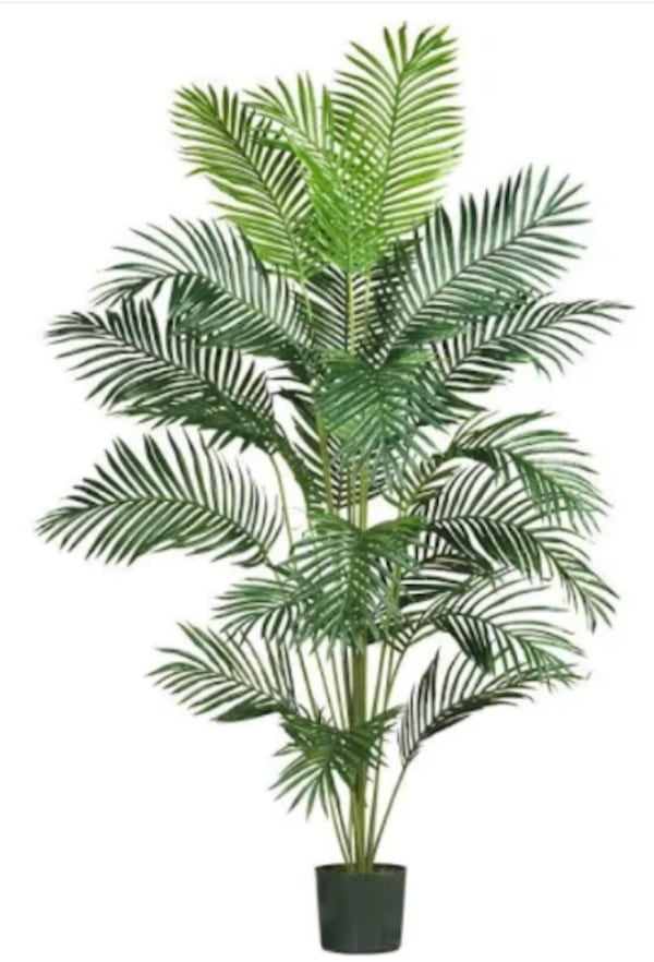 4 Artificial palm trees f7354c04-05d8-4e8b-8e22-cf5015a93964