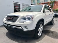 GMC - Acadia SLT2- 2008 / CLEAN TITLE/ TÍTULO LIMPIO/ FINANCIAMIENTO PARA TODOS/ FINANCING AVAILABLE FOR EVERYONE  Hollywood