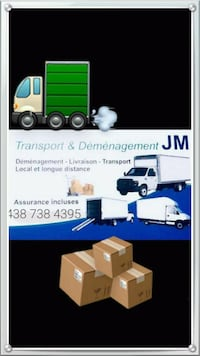 JM Moving Services  Montreal
