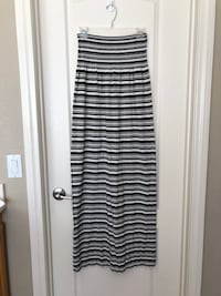 Striped Strapless Maxi Dress Henderson, 89052