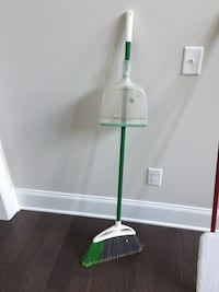 green and white floor lamp Marvin, 28173