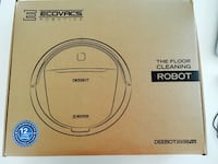 ECOVACS DEEBOT M80 Pro Robot Vacuum Cleaner with Strong Suction Pickering