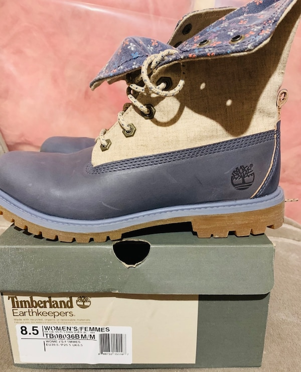 Slightly used timberland size 8.5 1fab3cb3-3354-4139-a4e8-4fefb952bd22