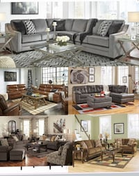 Sectionals or living room sets starting @799 $39 down no ctr Check financing  Massapequa, 11758