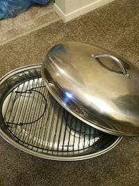 stainless steel cooking pot with lid Edmonton, T5K