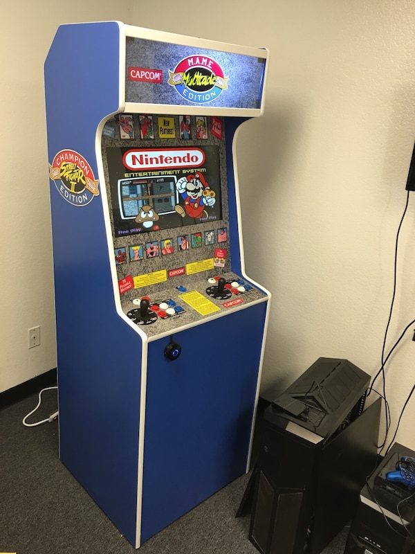 New Arcade 8000+ games Street Fighter 2 MAME HyperSpin