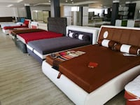 New french bed 6288 km