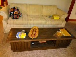 couch tables recliner oversized chair see below