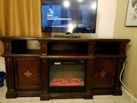 Electric fireplace/TV stand Los Angeles, 91306