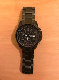 Men's $120 Fossil watch stop watch Oklahoma City, 73145