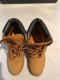 Classic timberland boots