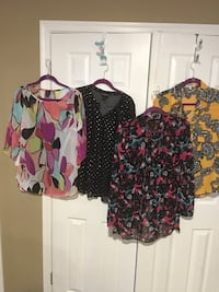 Size Med very nice top all for 20.00 Harpers Ferry, 25425