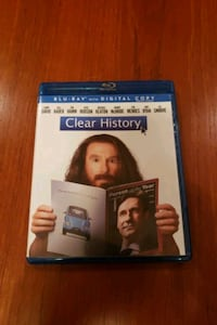 Clear History BluRay Movie White Marsh