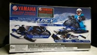 "Yamaha ultimate Snow bike "" new in box """