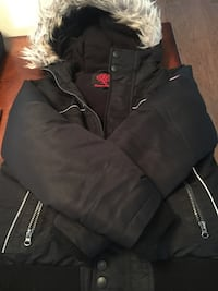 Girls winter bomber jacket and Columbia fall jacket Waterloo, N2K 4G6