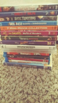 Bunch of movies  Tucson, 85746
