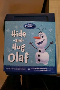 Olaf with book Angus, L0M