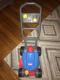 blue and red push mower New Windsor, 12550