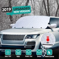 ALL NEW windshield snow cover  Markham