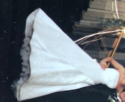 Wedding dress. Size small. Alfred Sung designs