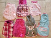 Girl Dog clothes size small