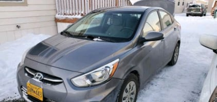 2015 Hyundai Accent Sport 5-Door 6-Speed Automatic