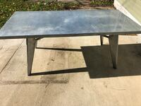 Steel table with stainless coating Sound Beach, 11789
