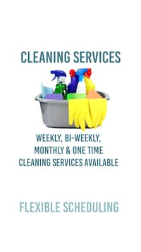 House cleaning Toronto, M6P 2M3