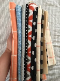 Patterned Fabric Lot Big Lake, 55330