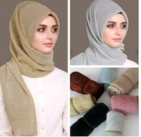 women's gray hijab Vaughan, L4H 2L3