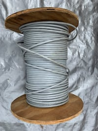 Wire 24 gauge five wire. Aporx 400 Ft